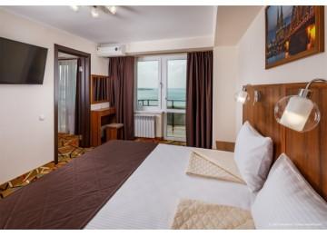 Семейный Комфорт 2-местный 2-комнатный | Пансионат «Приветливый берег»| Геленджик