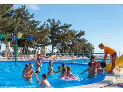 Приветливый берег |Геленджик | открытый бассейн