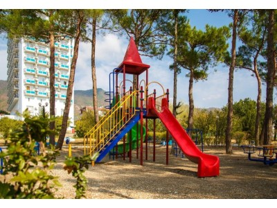 Приветливый берег |Геленджик | развлечения для детей
